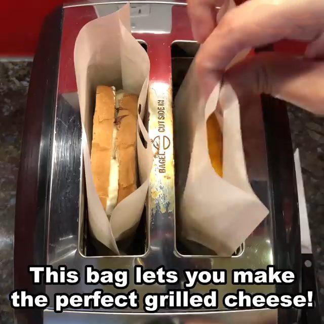 Reusable Toast Bags