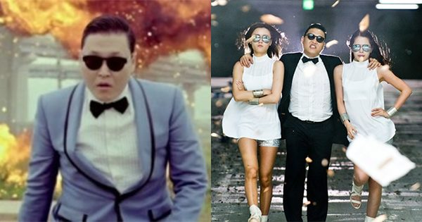 There's A New #1 Most Viewed YouTube Video… And It's Not Gangnam Style