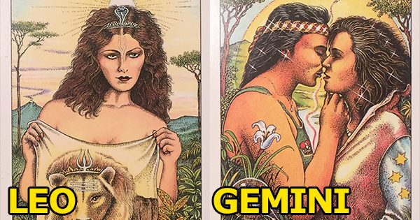 Every Zodiac Sign Has A Matching Tarot Card, Here's What To Know About Yours