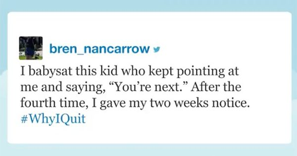 Jimmy Fallon Read The Funniest Tweets About Why People Quit Their Jobs And It Will Make Your Job Seem So Much Better