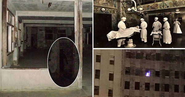 10 Creepy Photos That Were Taken In Hospital