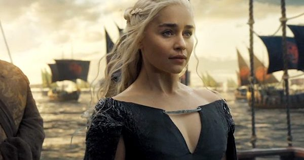 Twitter Is Blowing Up Over This One Word Dany Says On 'Game Of Thrones'