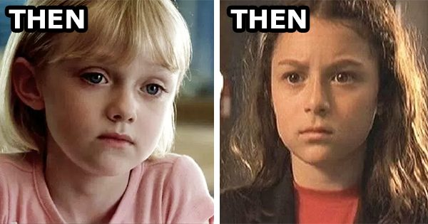10 Celeb Kids Who Grew Up Way Too Fast