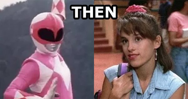 Where Are The Original Mighty Morphin Power Rangers Now?